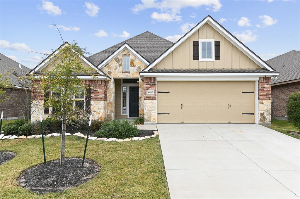 4042 Dunlap Loop, College Station, TX 77845 - College Station, TX real estate listing