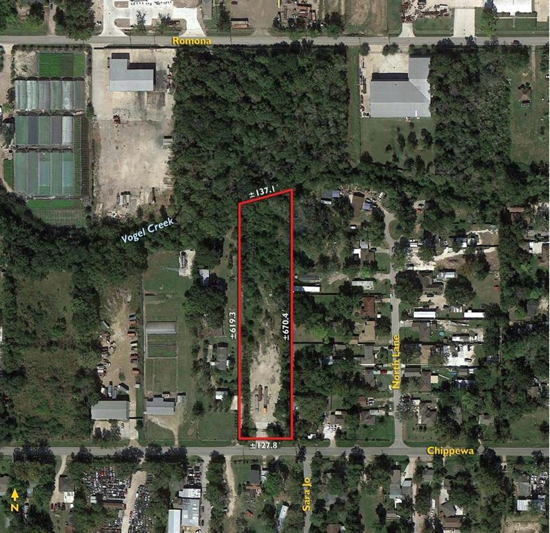 6400 Chippewa Boulevard Property Photo - Houston, TX real estate listing