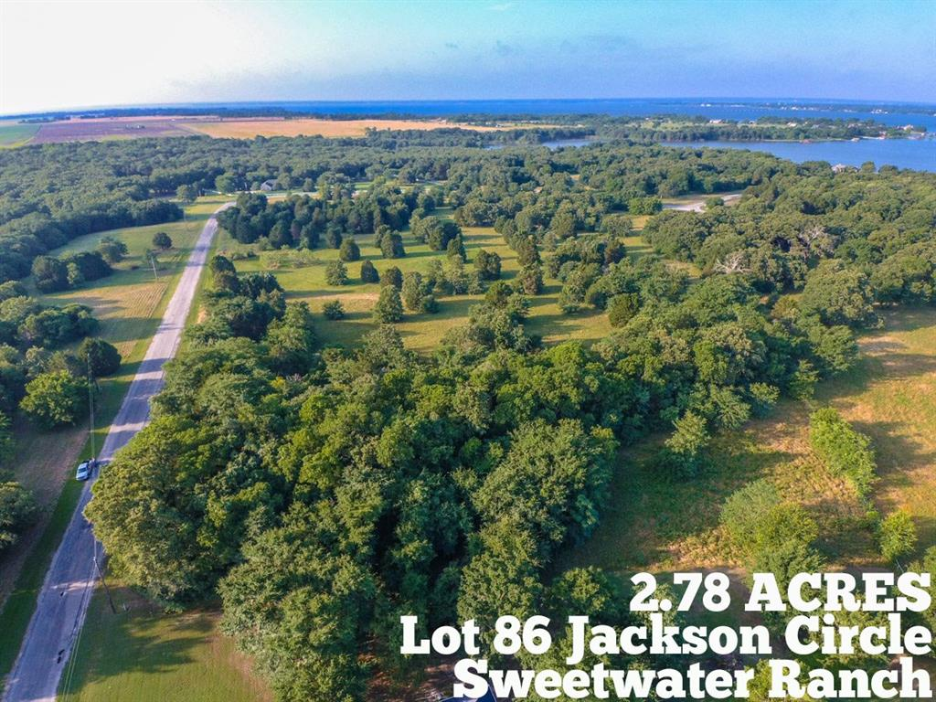 Lot 86 Jackson Circle Property Photo - Kerens, TX real estate listing