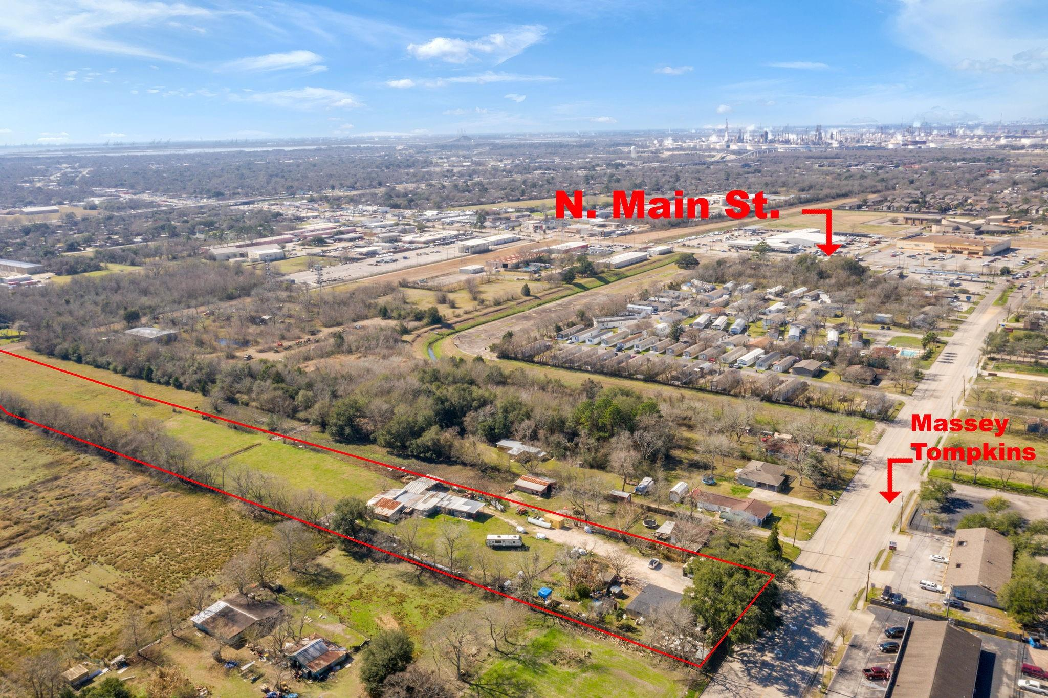 602 Massey Tompkins Road Property Photo