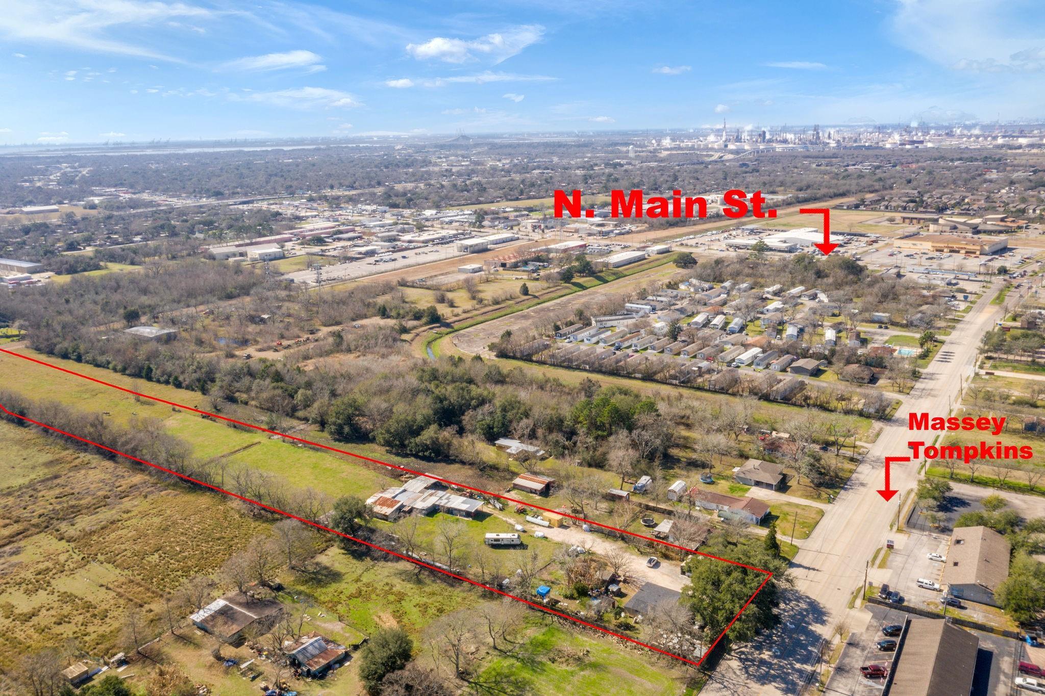 602 Massey Tompkins Road Property Photo 1