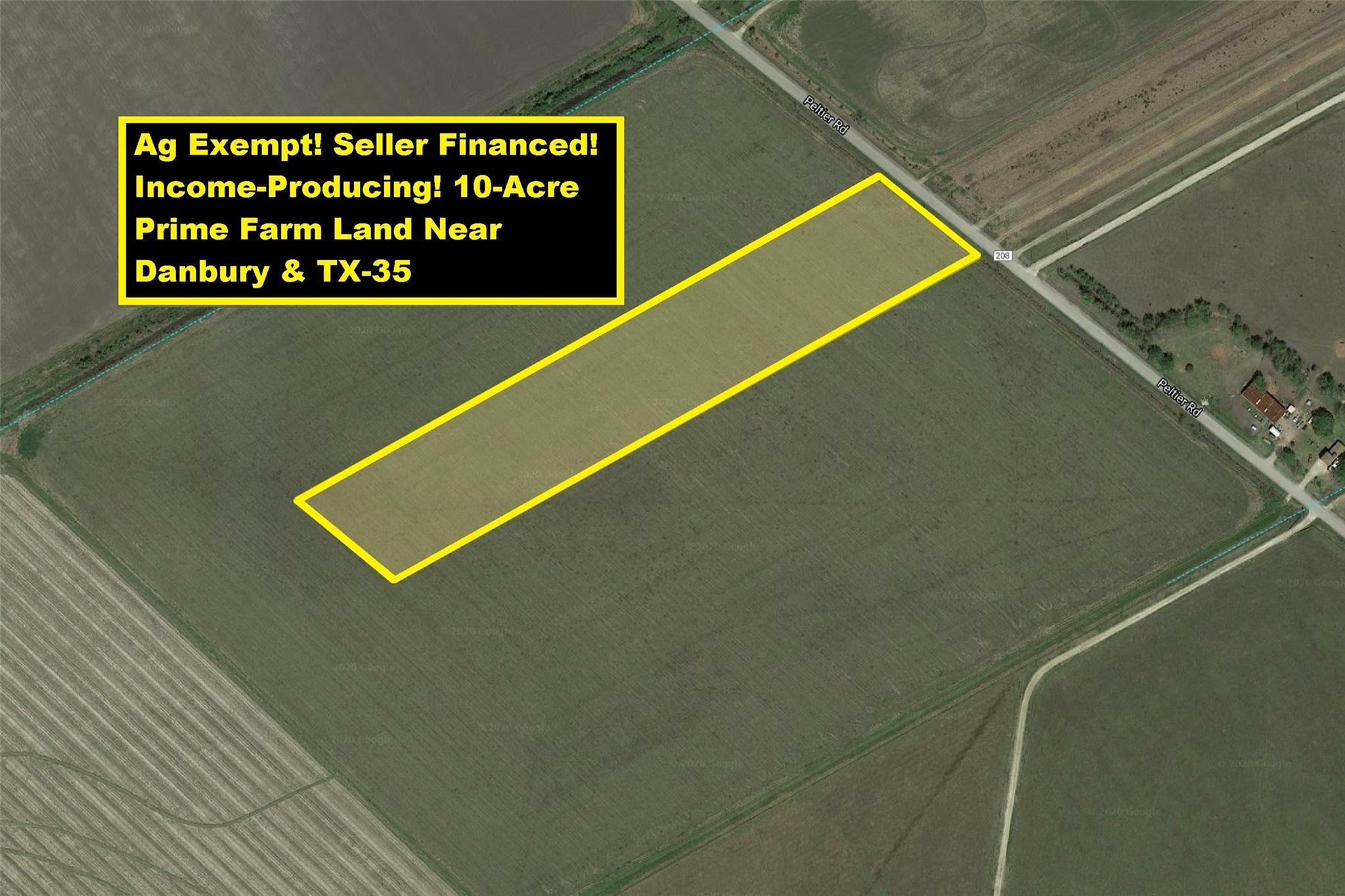 Lot 3 County Road 208 Property Photo - Danbury, TX real estate listing