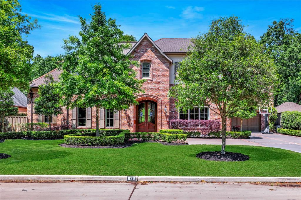 639 Forest Drive Property Photo - Houston, TX real estate listing