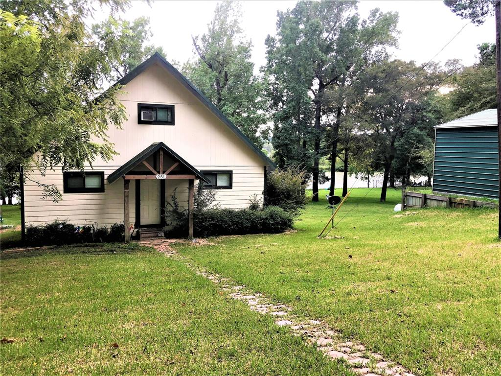 251 Holly Street Property Photo - Goodrich, TX real estate listing