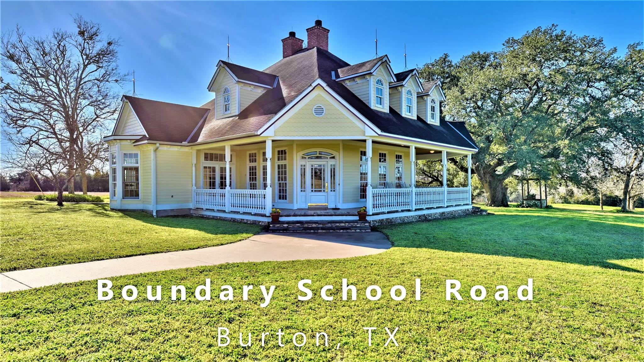 1300 Boundary School Road Property Photo