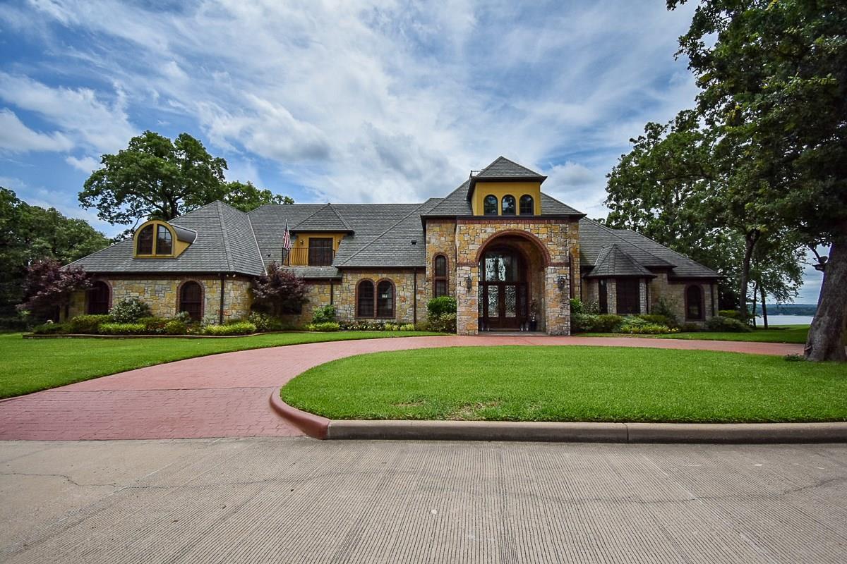 224 Eagles Bluff Boulevard Property Photo - Bullard, TX real estate listing