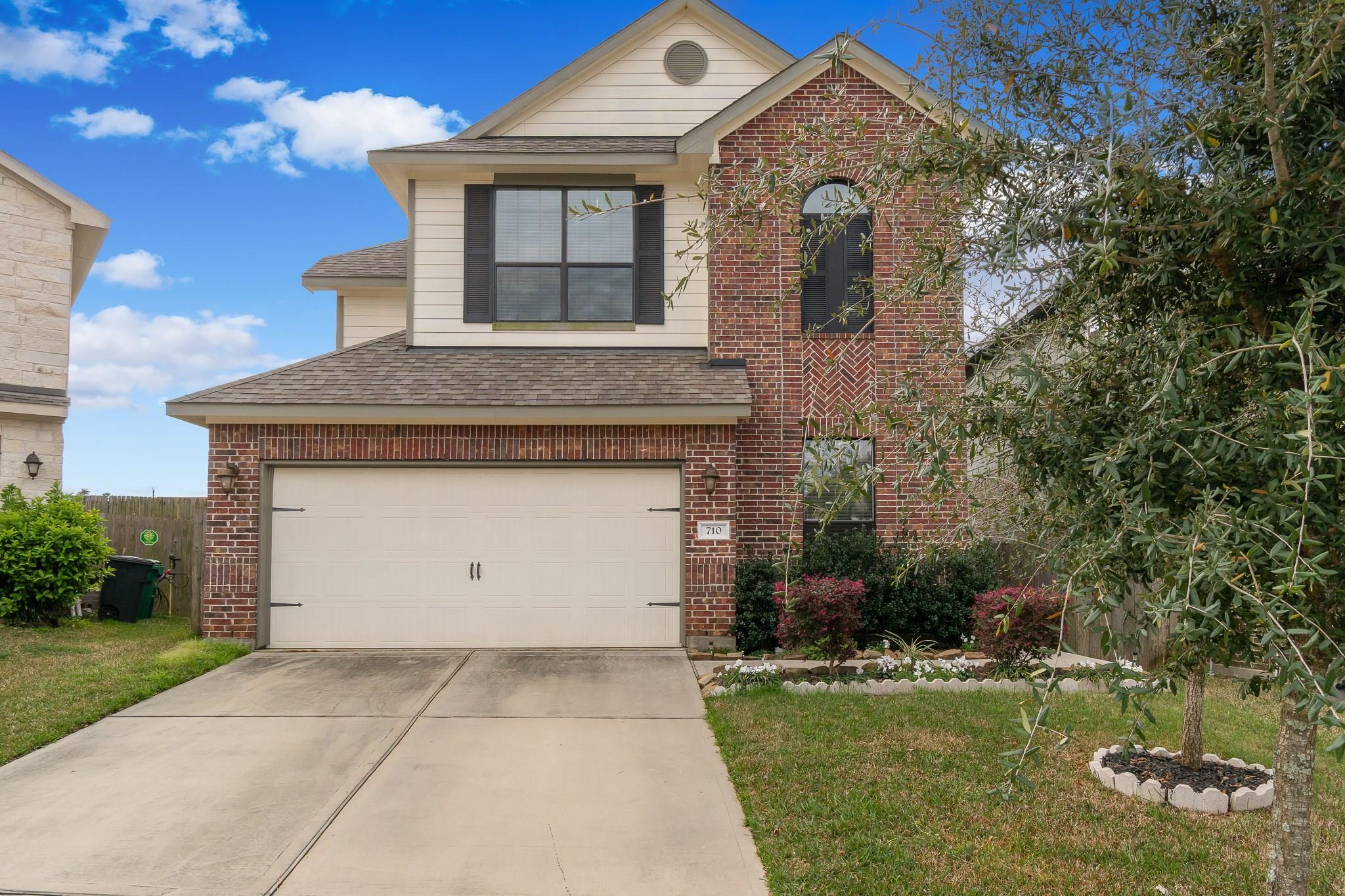 710 Aulia Lane Property Photo - Spring, TX real estate listing