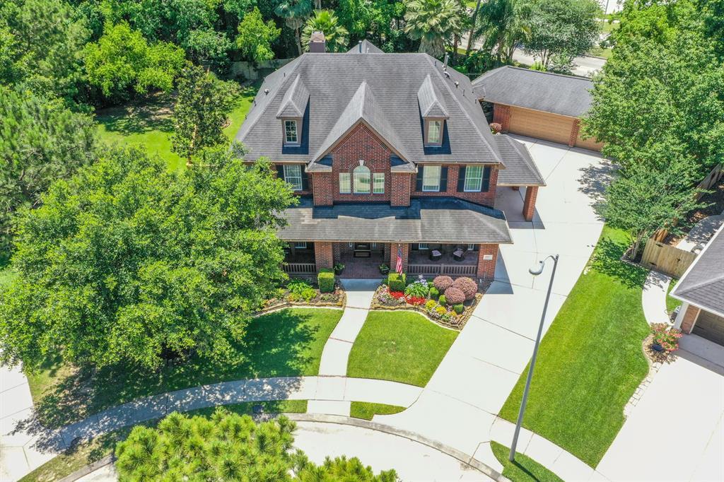 18007 Isle Royale Court Property Photo - Humble, TX real estate listing