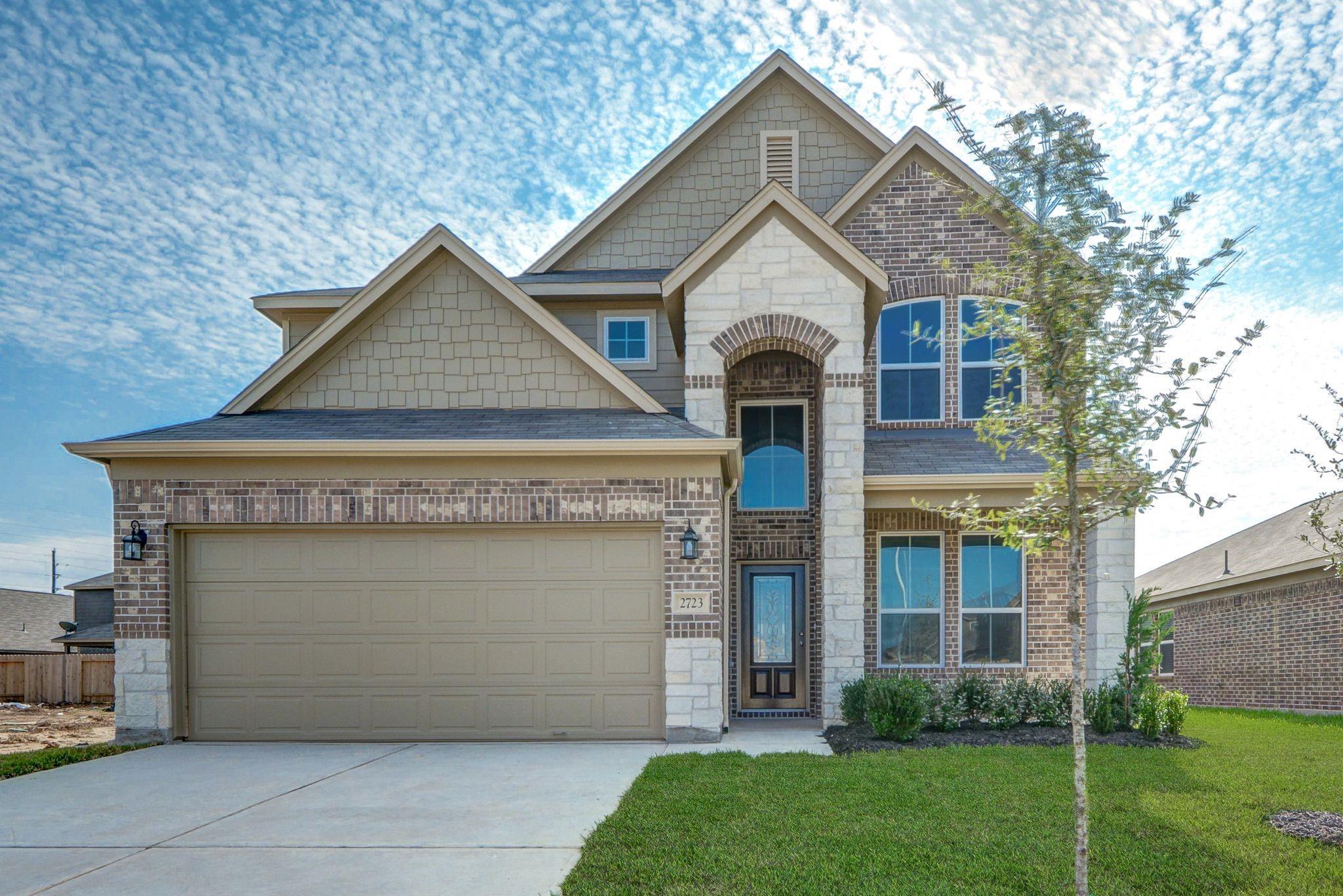 20638 Beeston Glade Lane Property Photo - Katy, TX real estate listing