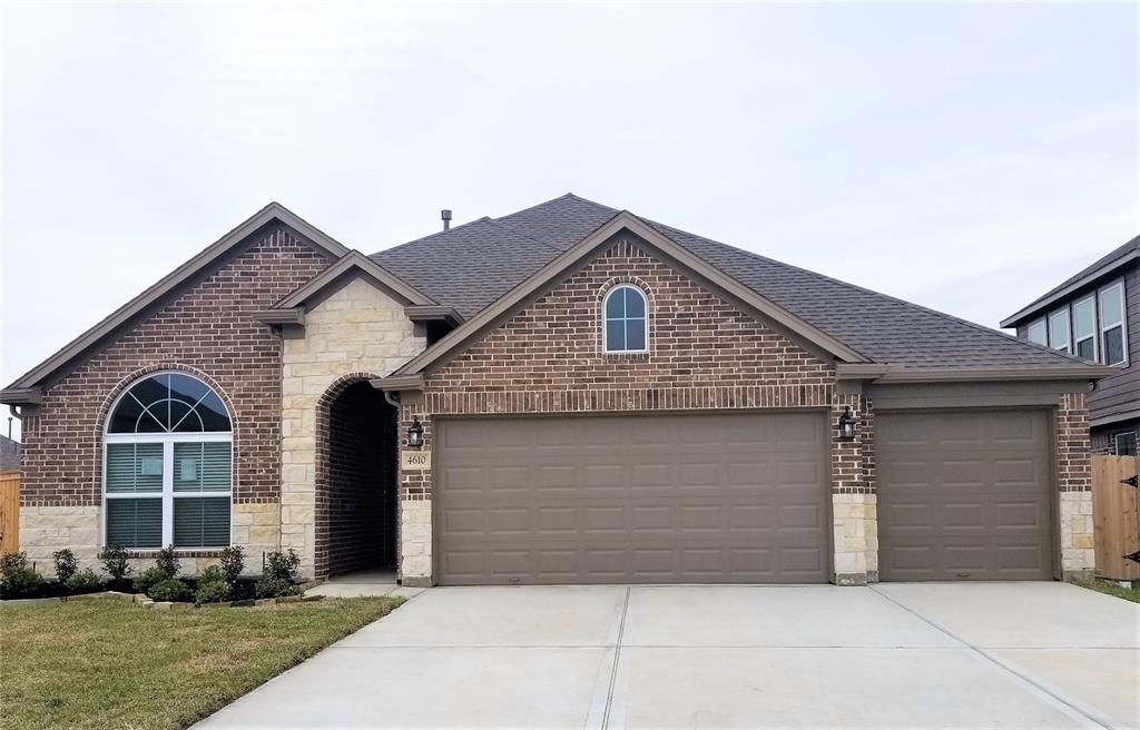 4610 Clara Rose Lane, Katy, TX 77449 - Katy, TX real estate listing