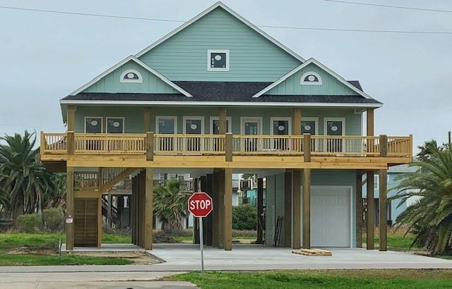 950 Copacabana By the Sea Drive Property Photo - Bolivar Peninsula, OS real estate listing