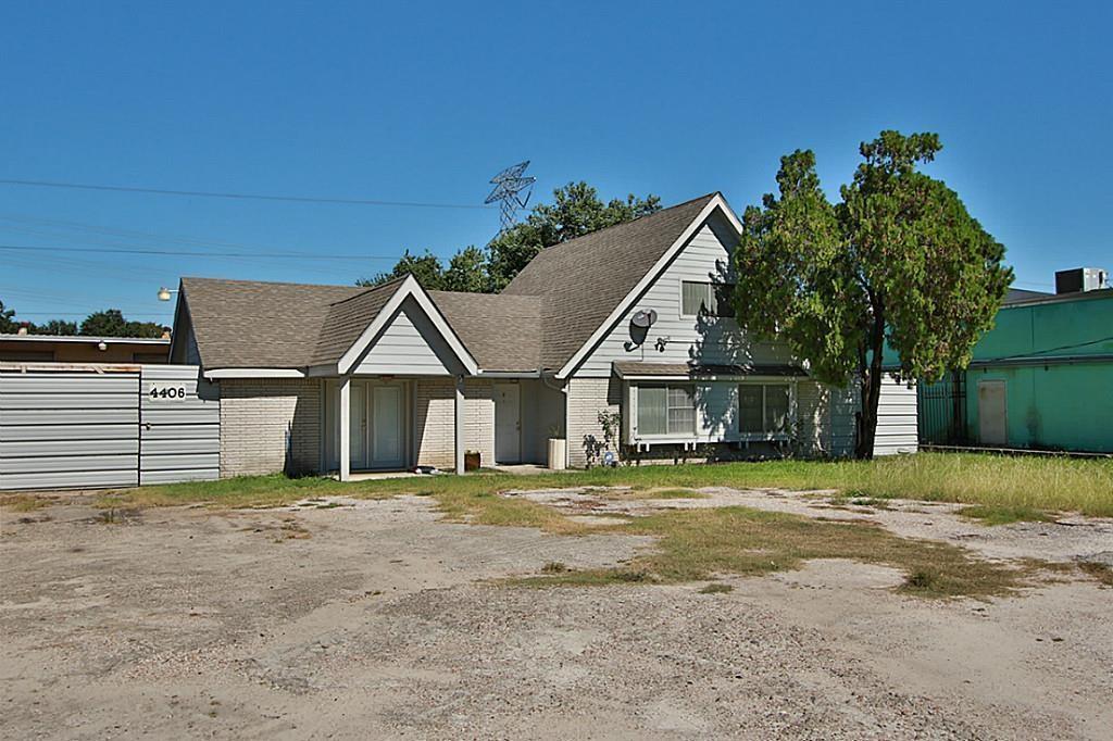 4406 Sherwood Lane Property Photo - Houston, TX real estate listing
