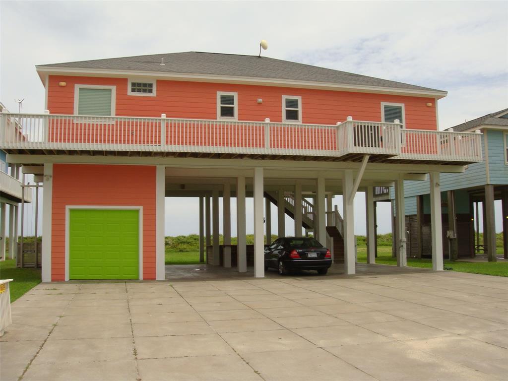 1818 Redfish Lane, Crystal Beach, TX 77650 - Crystal Beach, TX real estate listing