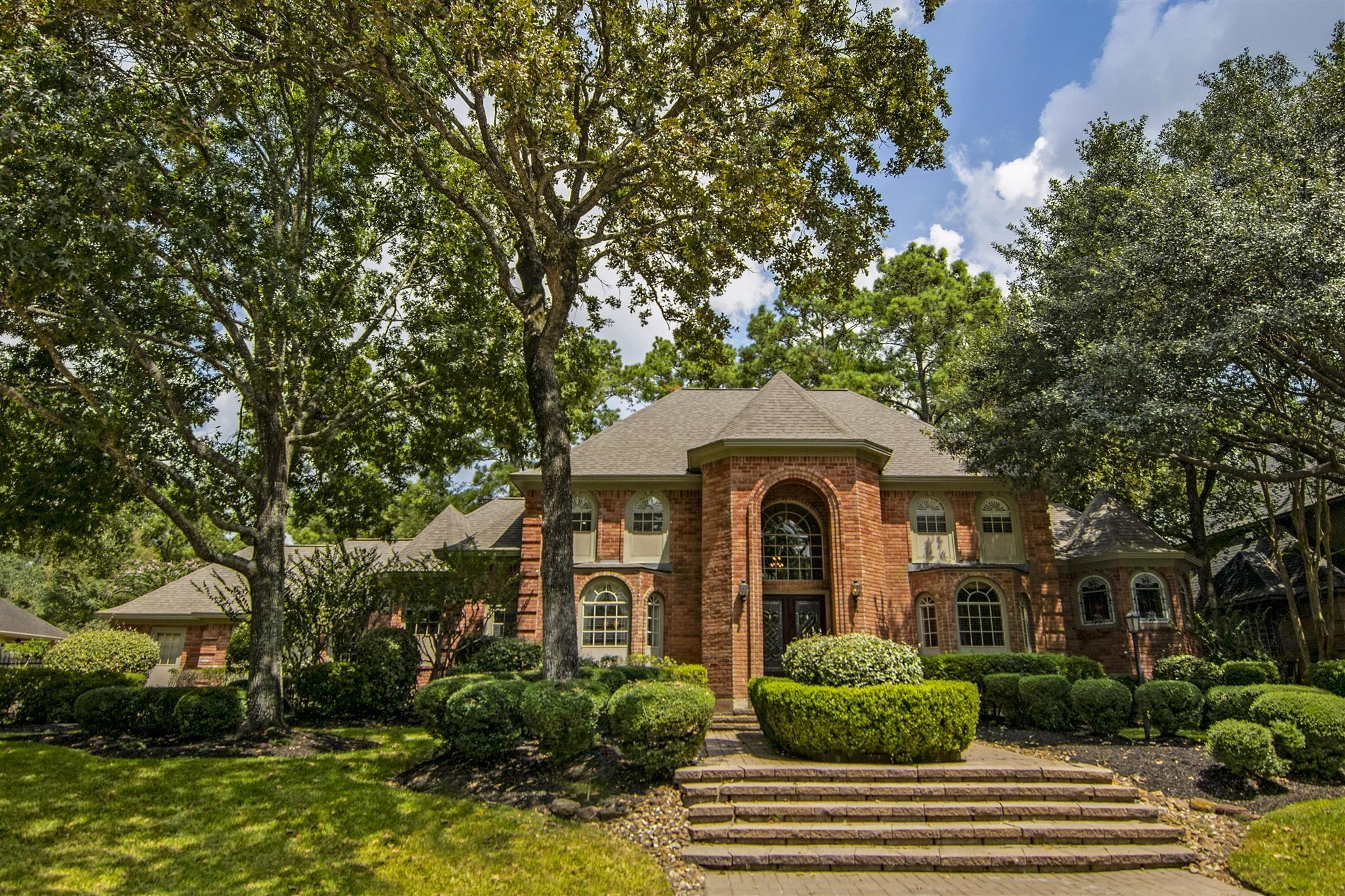 1602 Chestnut Grove Lane Property Photo - Kingwood, TX real estate listing