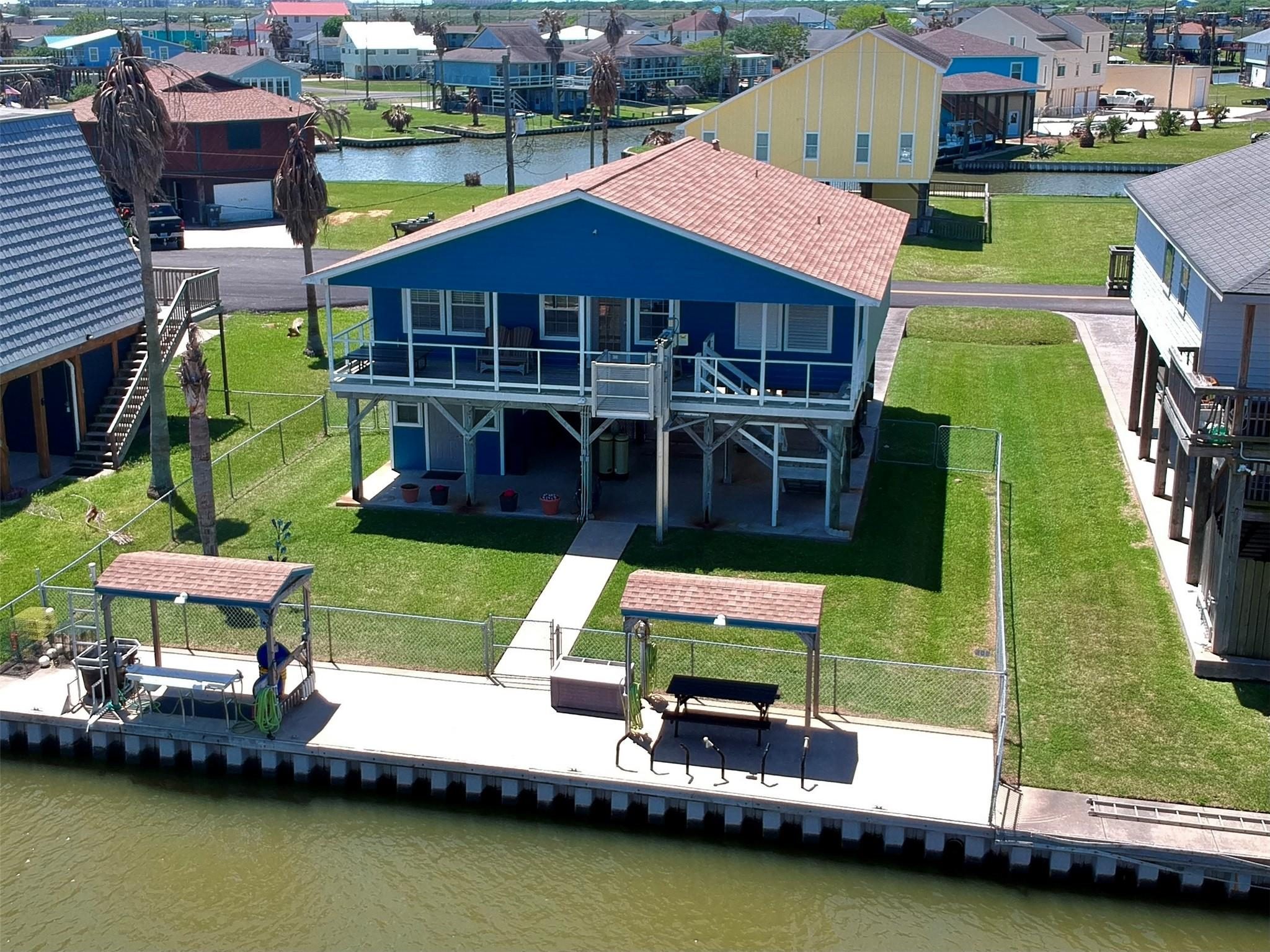 167 Sand Shoals Road Property Photo - Freeport, TX real estate listing