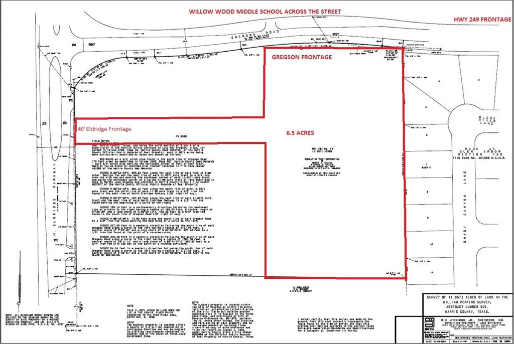 0,Eldridge,Parkway, Tomball, TX 77377 - Tomball, TX real estate listing