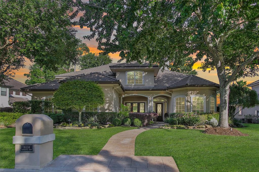 16534 Glorietta Turn Property Photo - Houston, TX real estate listing