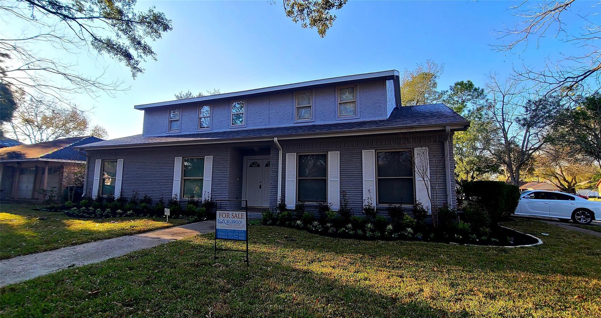 12823 W Club Lane Property Photo - Houston, TX real estate listing