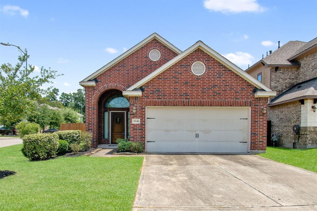 25146 Andris Lane Property Photo - Spring, TX real estate listing