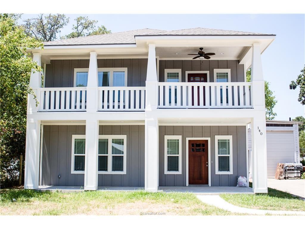 140 Watson Street Property Photo - Bryan, TX real estate listing