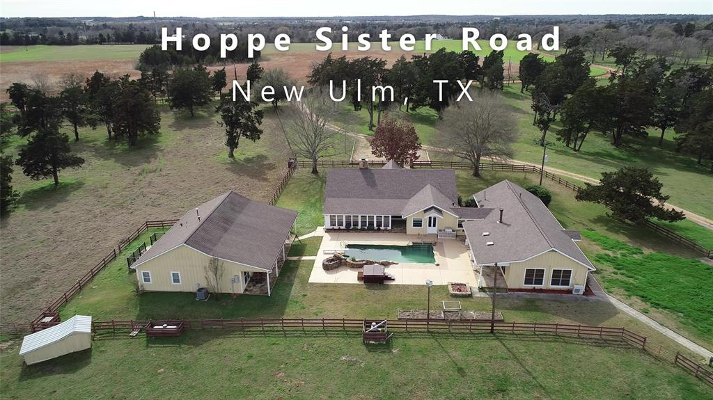 6915 Hoppe Sister Road, New Ulm, TX 78950 - New Ulm, TX real estate listing