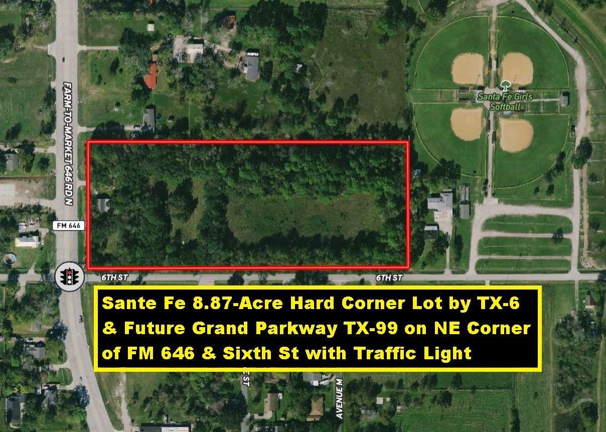 3933 Fm 646 Road N Property Photo