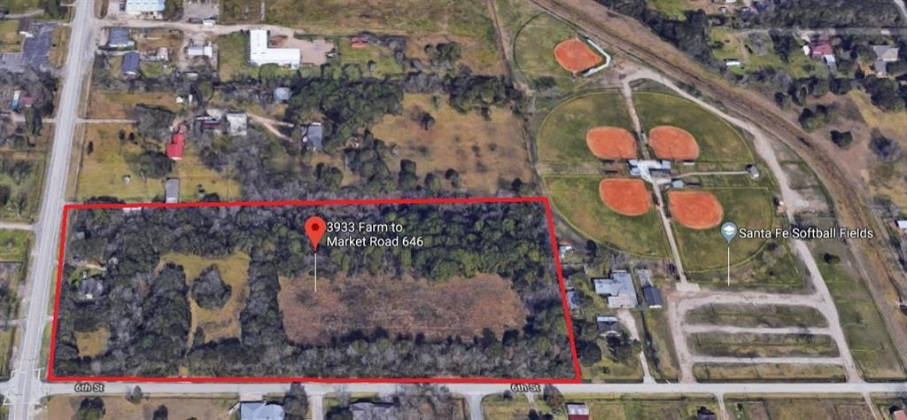 3933 Fm 646 Road N Property Photo - Santa Fe, TX real estate listing