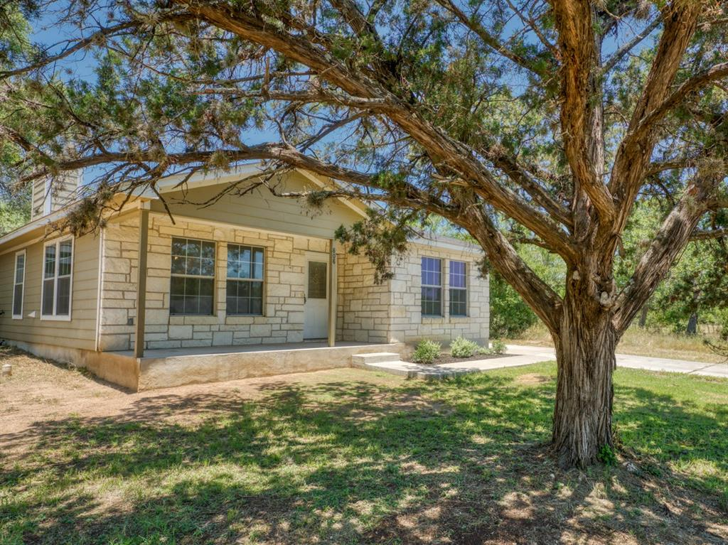 808 Pecan Lane Property Photo - Cottonwood Shores, TX real estate listing