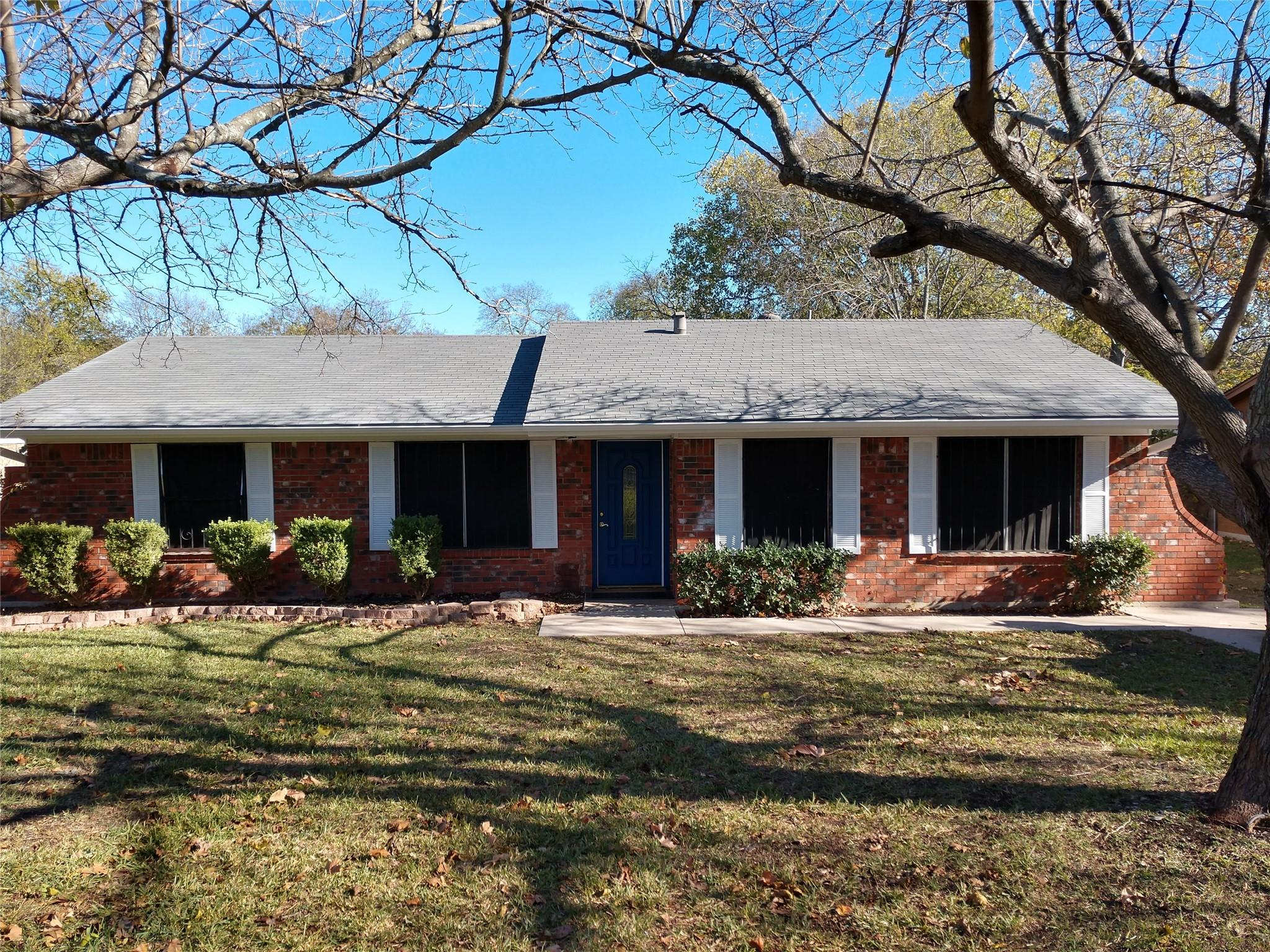 1613 Harley Drive Property Photo - Harker Heights, TX real estate listing