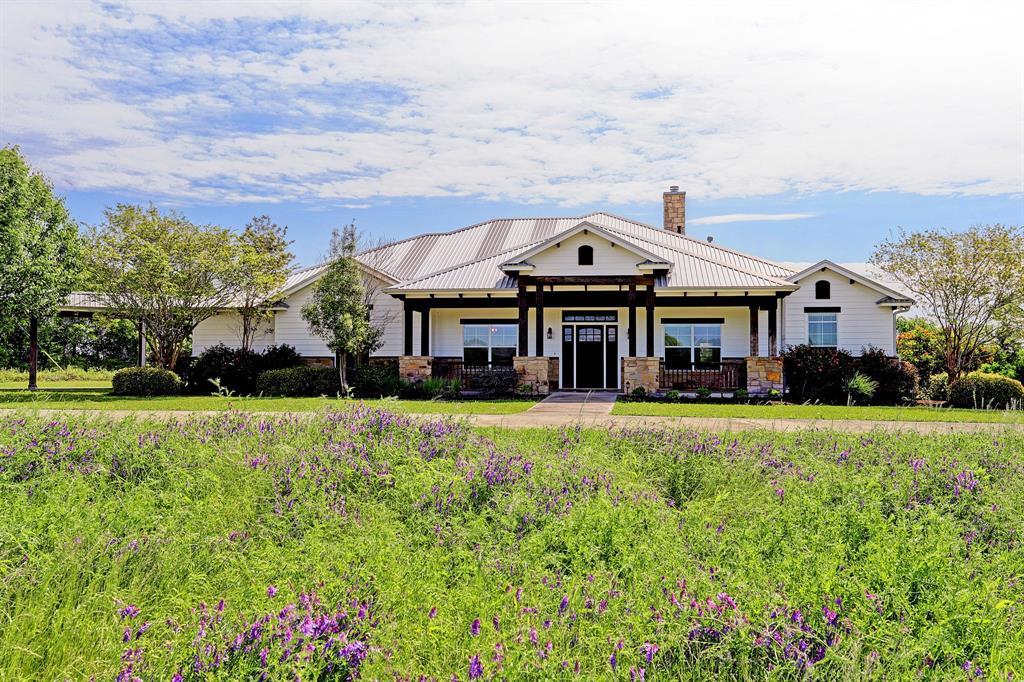 8655 Latium Cemetery Road Road Property Photo - Burton, TX real estate listing