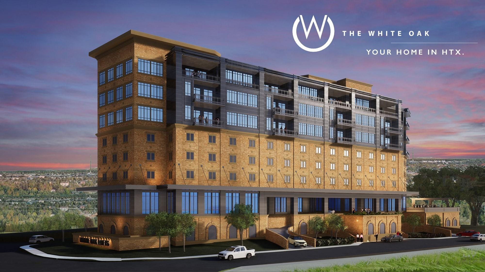 2520 Houston Avenue #802 Property Photo - Houston, TX real estate listing