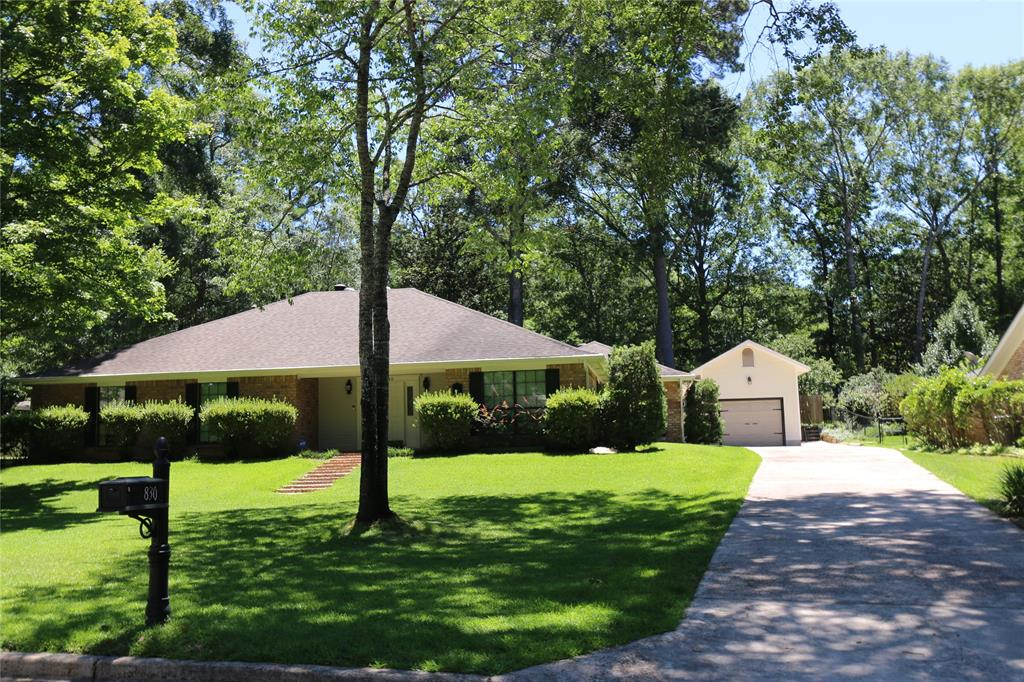 830 Hunterwood Drive Property Photo - Jasper, TX real estate listing