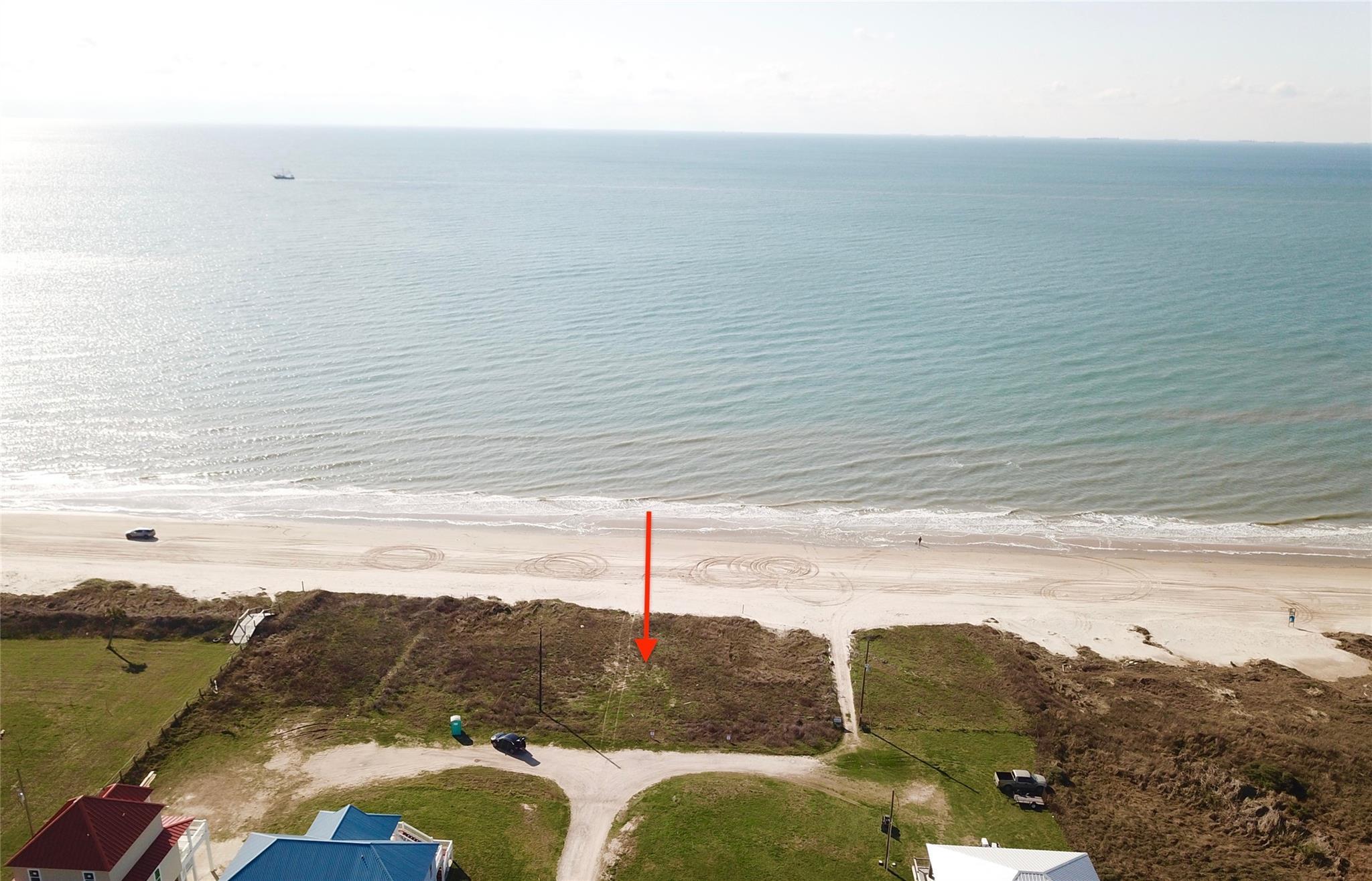 764 Bolivar Dunes Boulevard Property Photo - Gilchrist, TX real estate listing