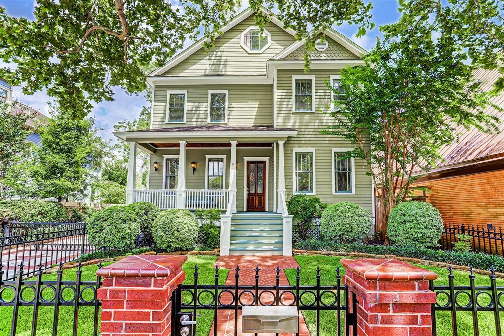 918 Harvard Street, Houston, TX 77008 - Houston, TX real estate listing