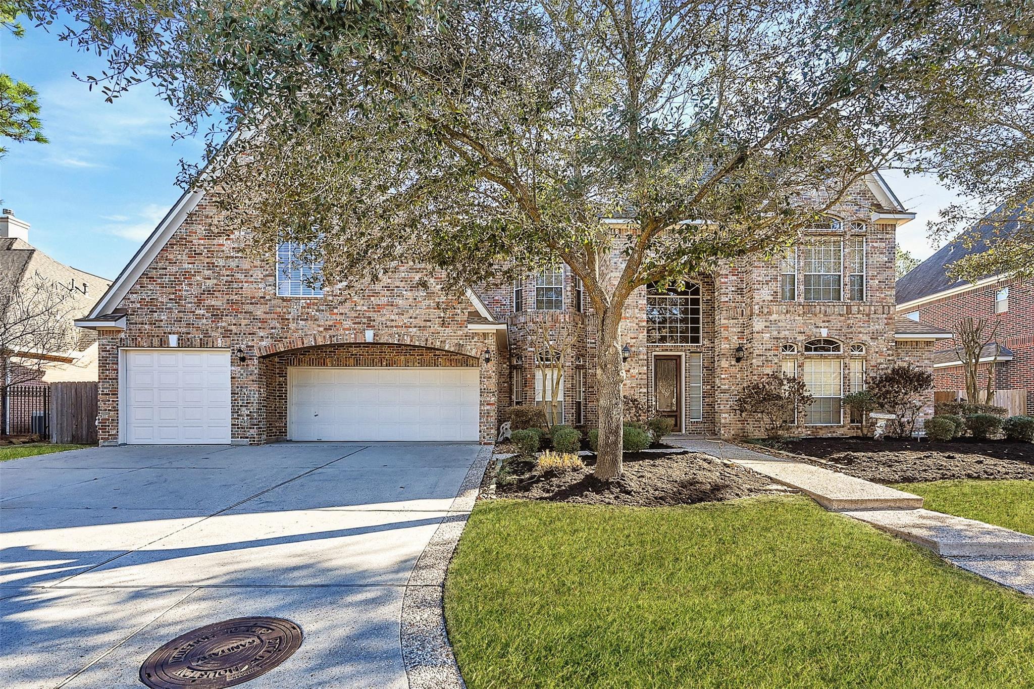 19306 Bremerton Lane Property Photo - Spring, TX real estate listing