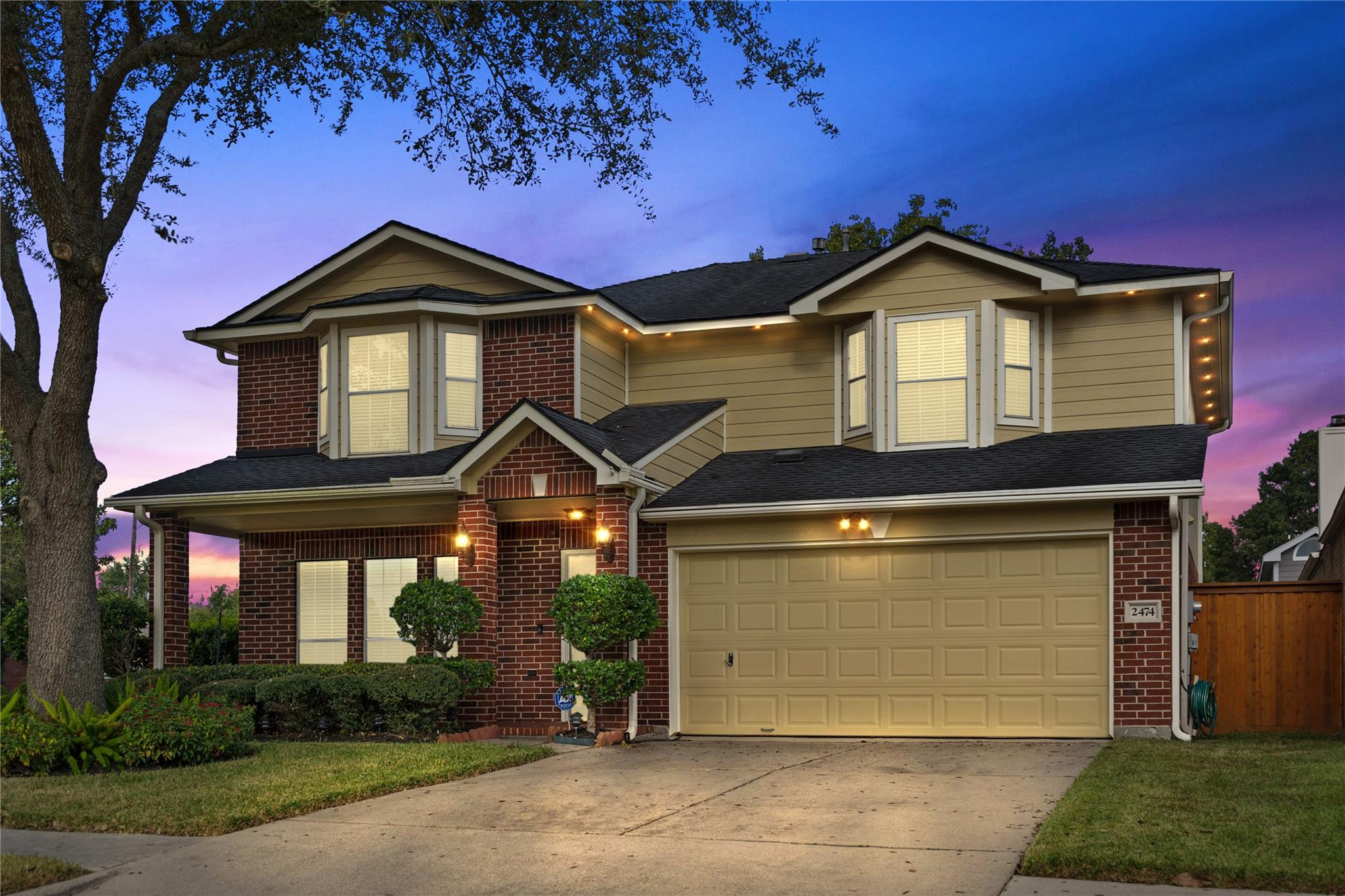 2474 Brandy Mill Road Property Photo - Houston, TX real estate listing