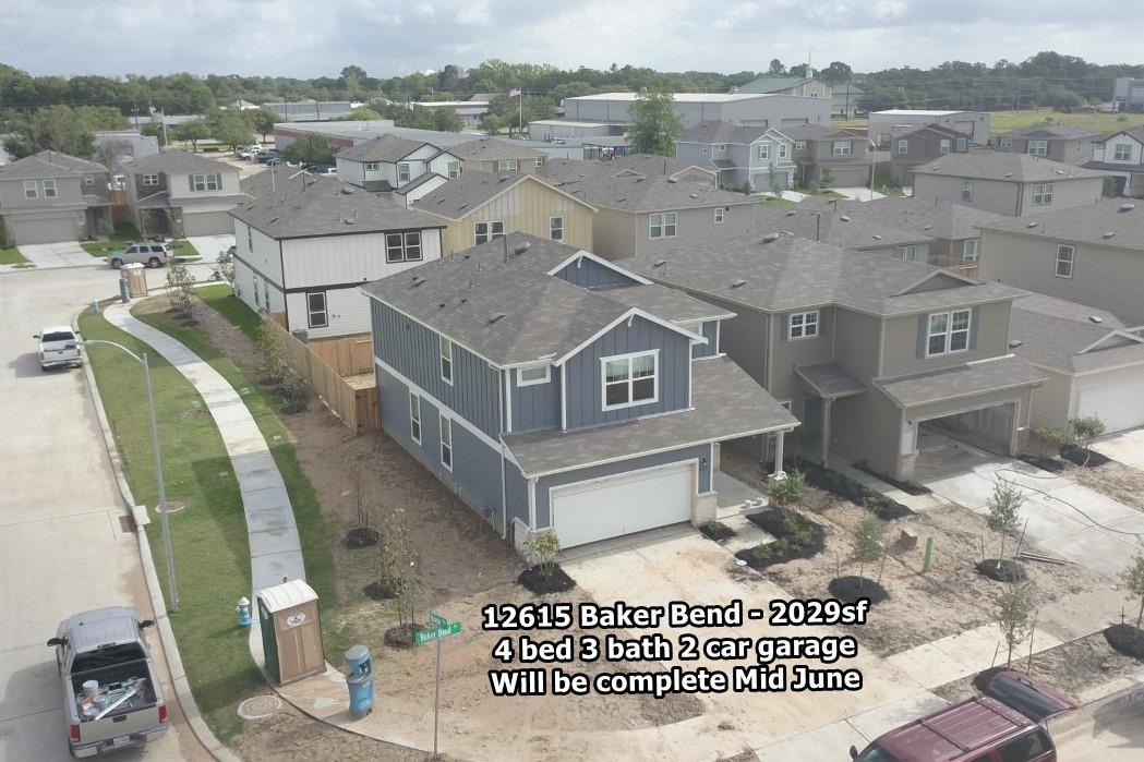 12615 Baker Bend Street Property Photo