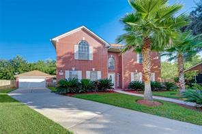 8706 Emerald Heights Court Property Photo - Houston, TX real estate listing