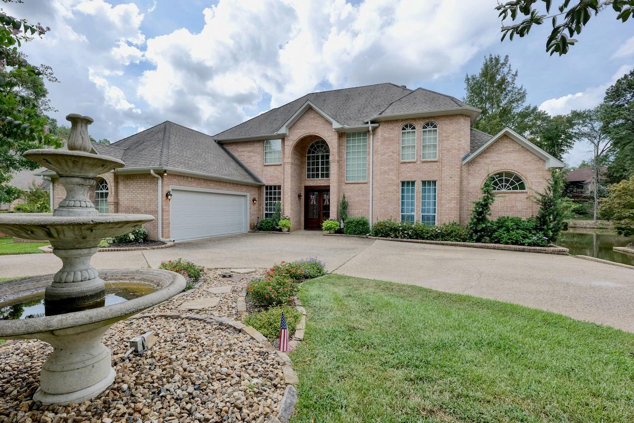 3509 Lakemont Drive Property Photo - Tyler, TX real estate listing