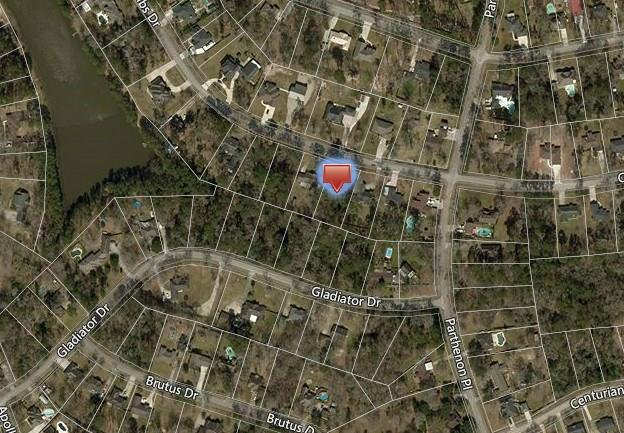 Lot 46 Catacombs, Roman Forest, TX 77357 - Roman Forest, TX real estate listing