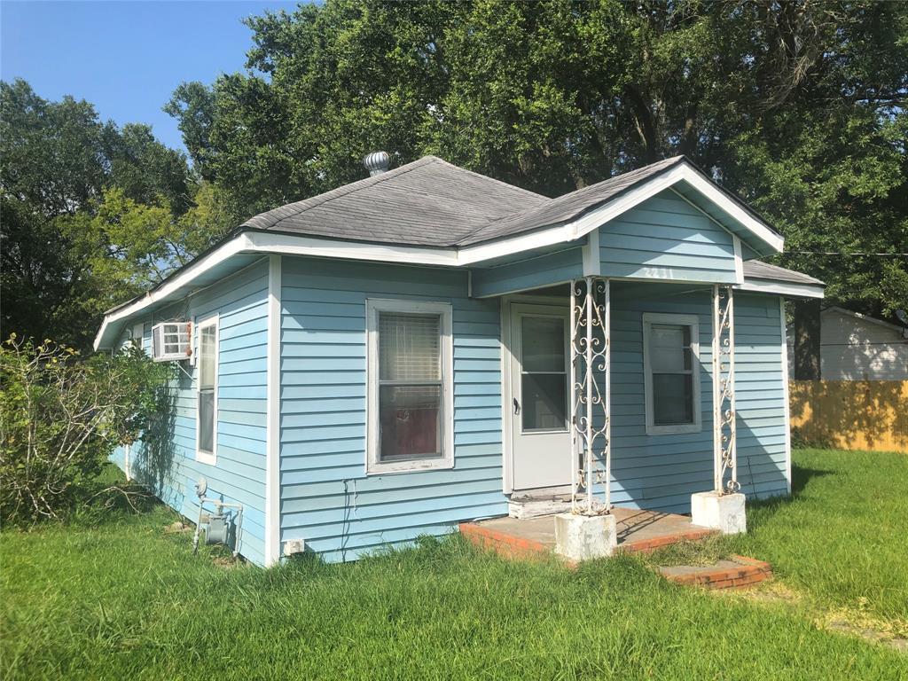 2231 Canal Street Property Photo - Port Arthur, TX real estate listing