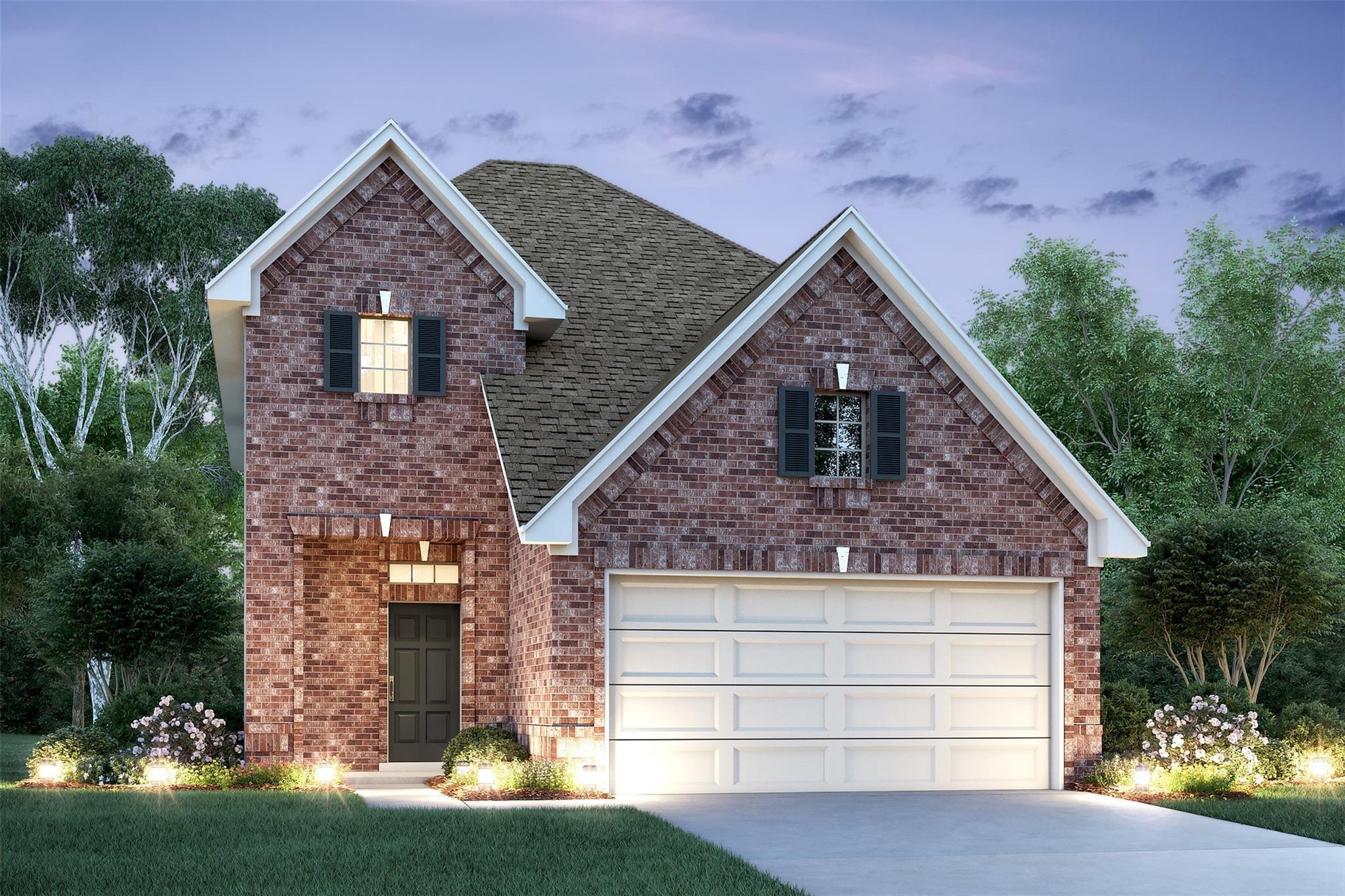 7715 Mesa Ranch Trail Property Photo - Houston, TX real estate listing