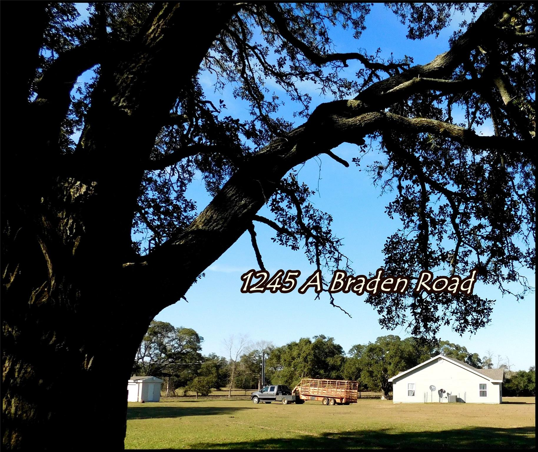 1245 A Braden Road Property Photo