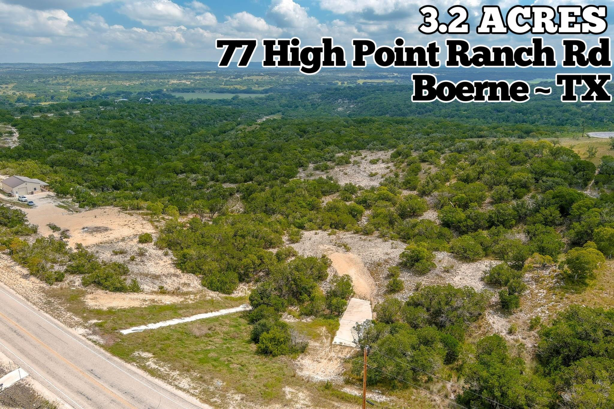 77 High Point Ranch Road Property Photo - Boerne, TX real estate listing