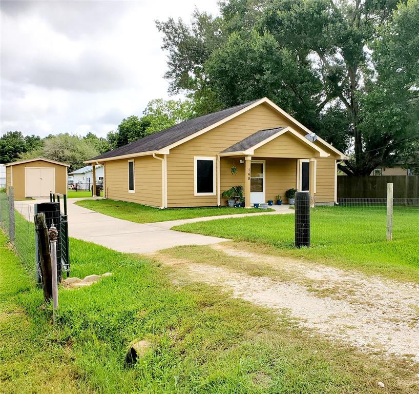 148 W Fear Road Property Photo - Winnie, TX real estate listing