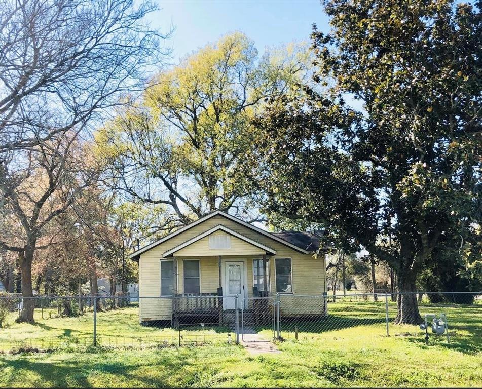 319 6th Street Property Photo - Stowell, TX real estate listing