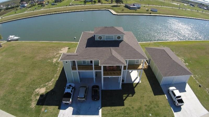 1912 Laguna Harbor Cove Boulevard Property Photo - Port Bolivar, TX real estate listing