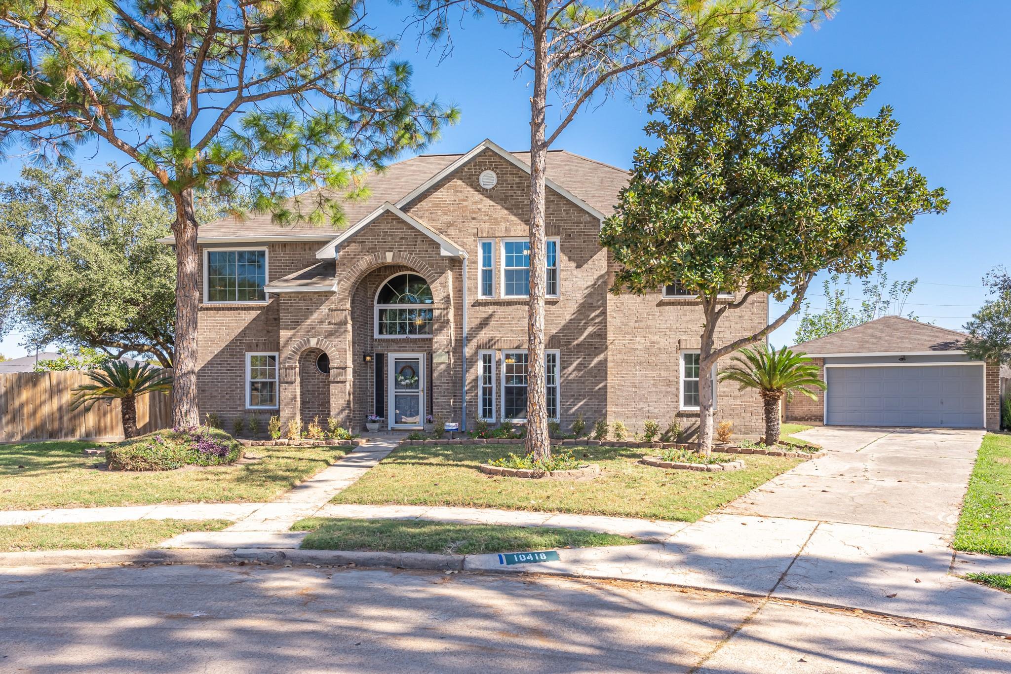 10418 Springland Court Property Photo - Houston, TX real estate listing