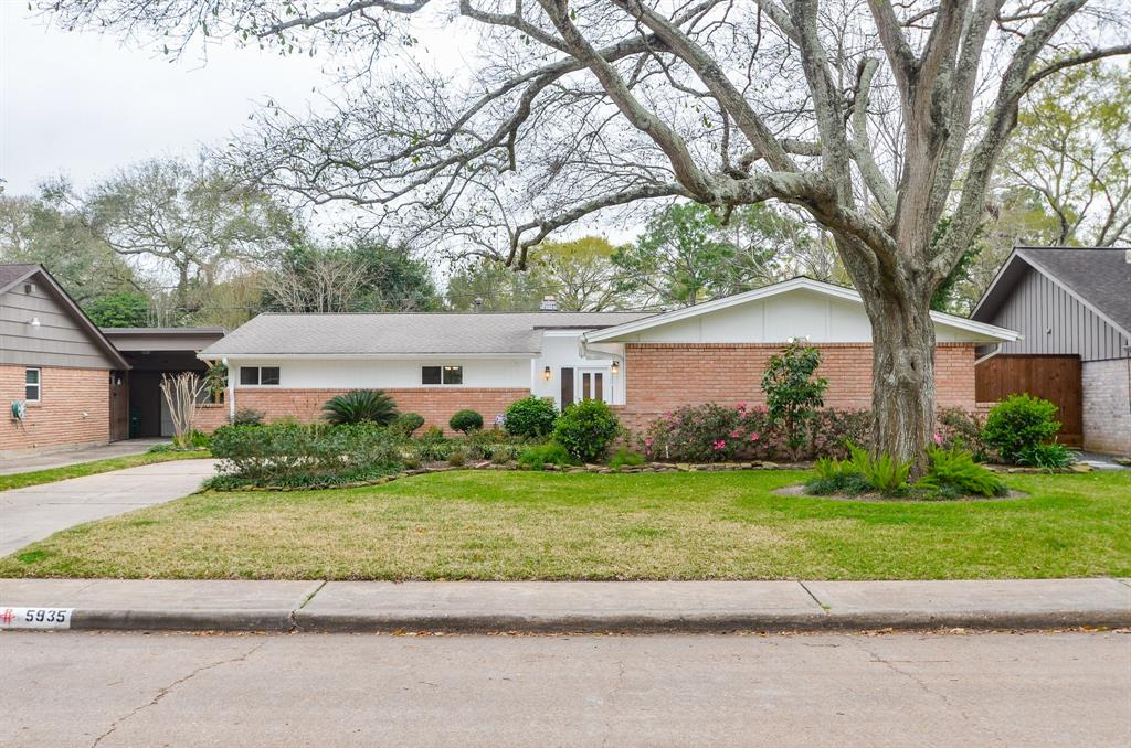 5935 Kuldell Drive Property Photo - Houston, TX real estate listing