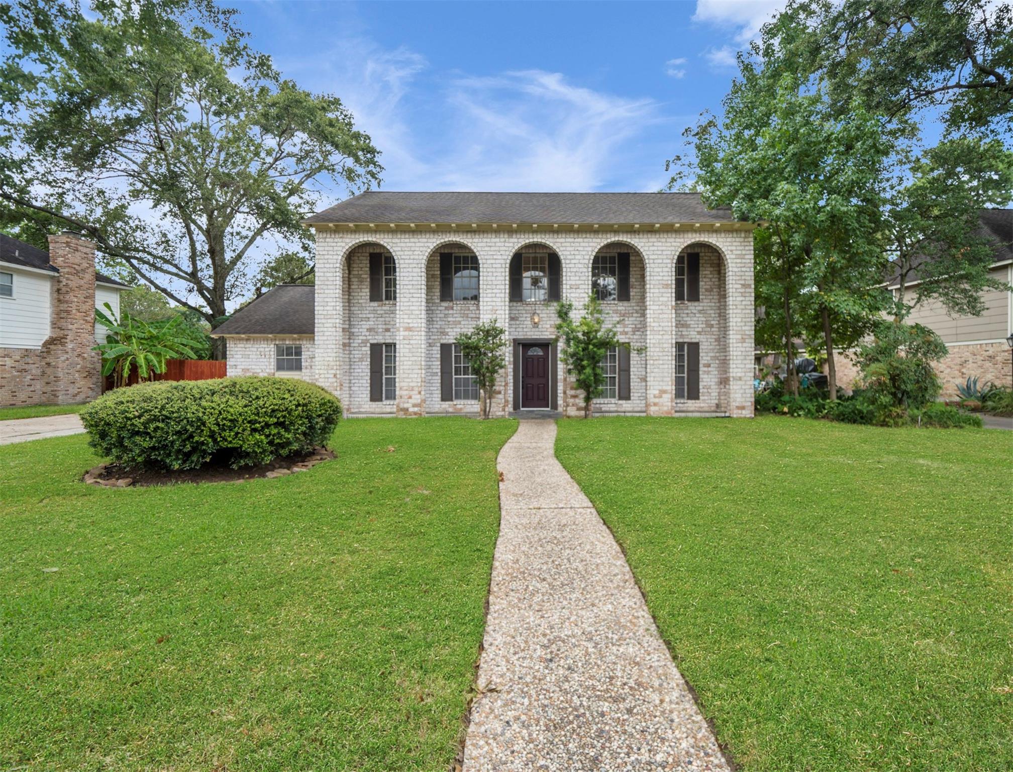 1714 Wagon Gap Trail Property Photo - Houston, TX real estate listing
